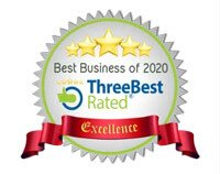 bail bond agent best business threebest award